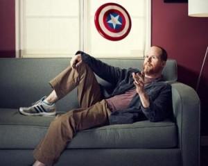 Joss Whedon Reclining