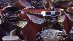 Gremlins, written by Chris Columbus and directed by Joe Dante.
