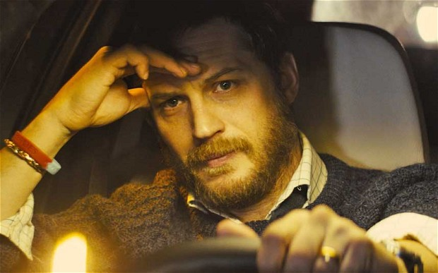 Locke, written and directed by Steven Wright and starring Tom Hardy
