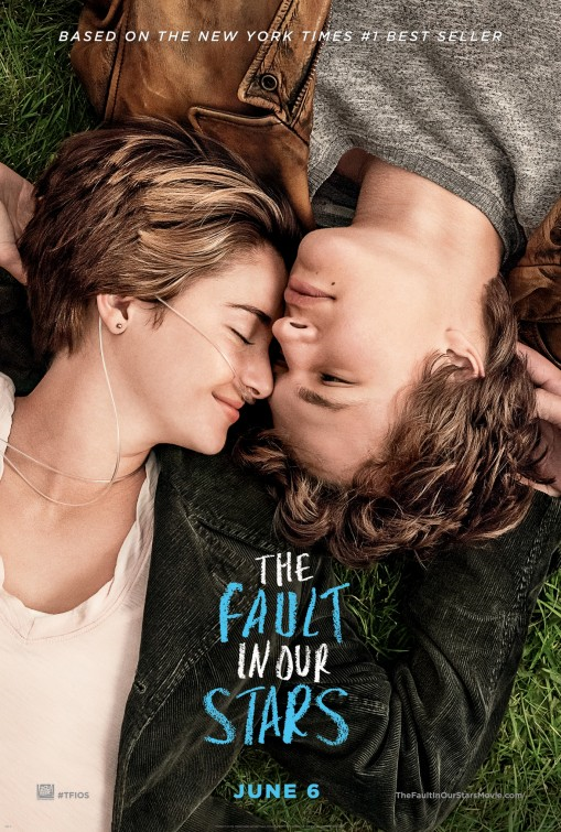 New Releases in Theaters: The Fault in Our Stars