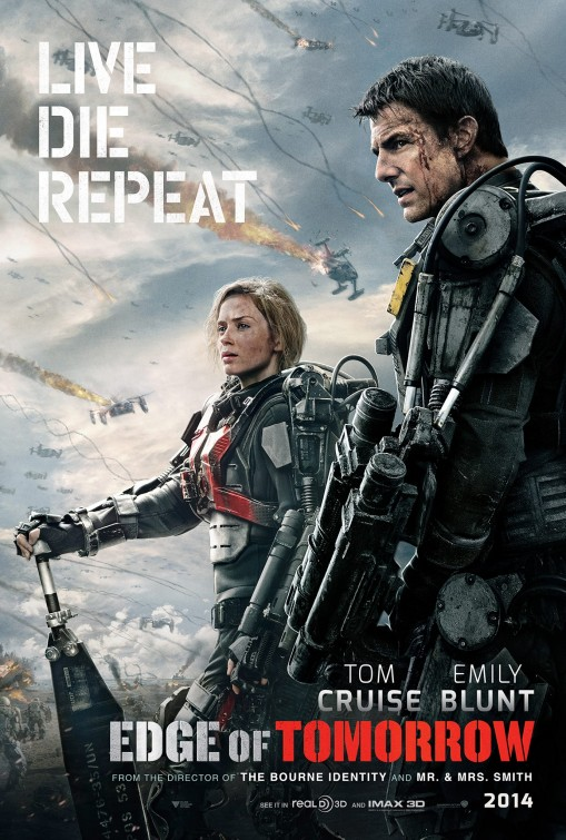 New Releases in Theaters: Edge of Tomorrow