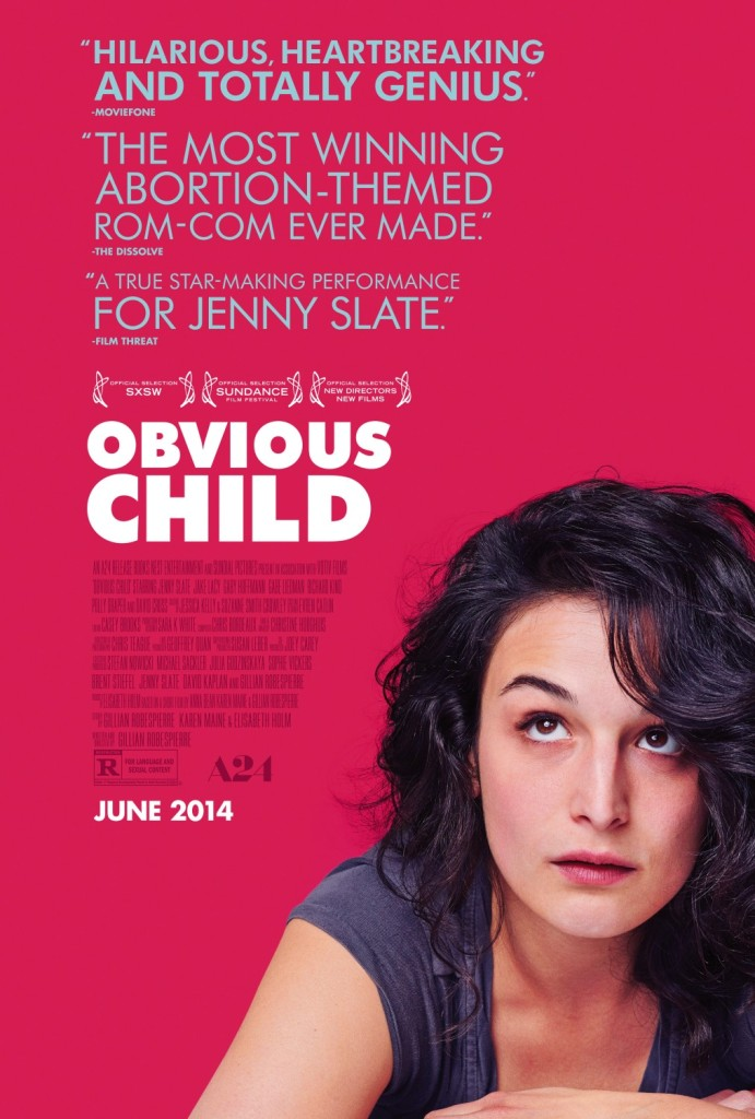New Releases in Theaters: Obvious Child