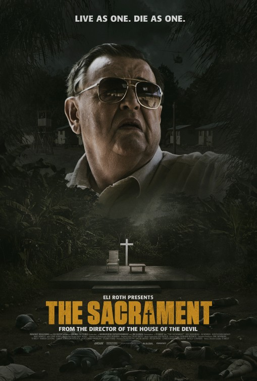New Releases in Theaters: The Sacrament