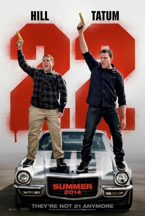 22 Jump Street Poster